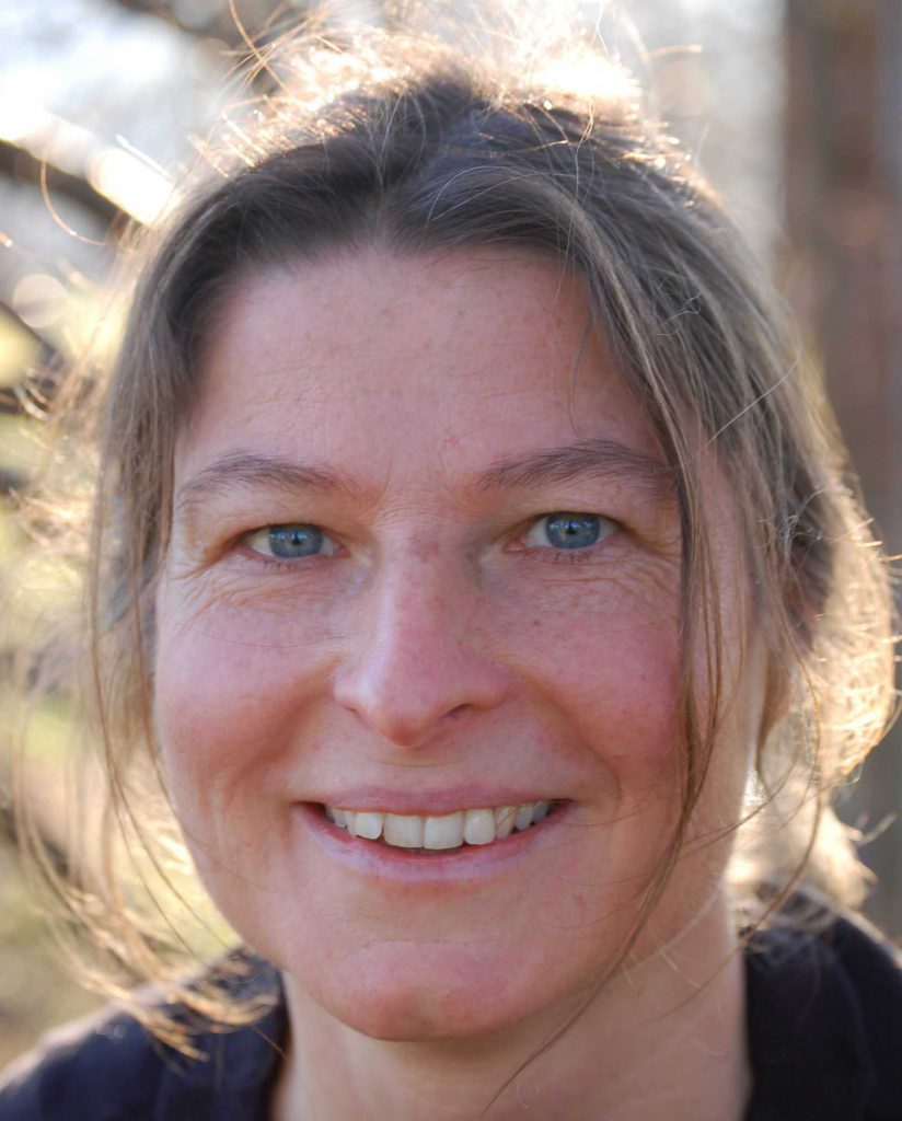 Annette Frauebndorf Körperarbeit