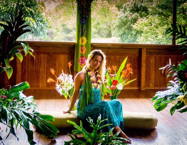 Carolin Wesche certified Yogalign Instructor